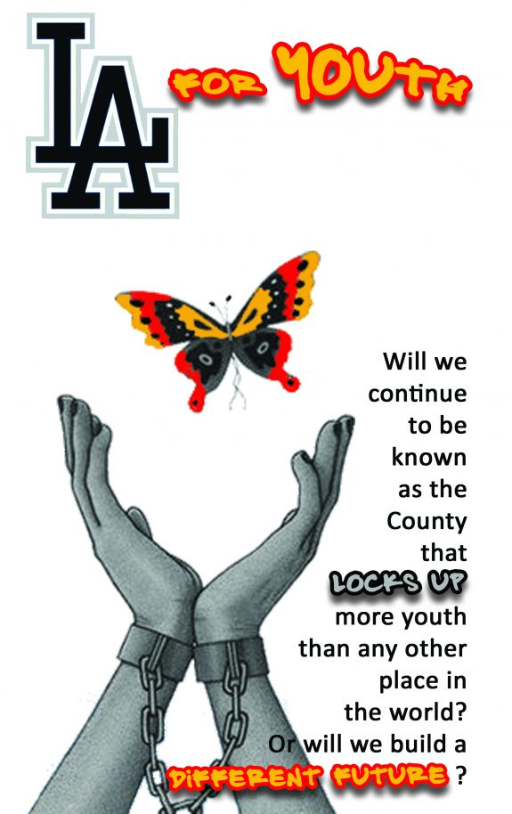 LA 4 Youth Post Card