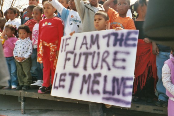 If i am the future let me live photo YJC