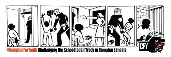 Compton 4 Youth School to jail track