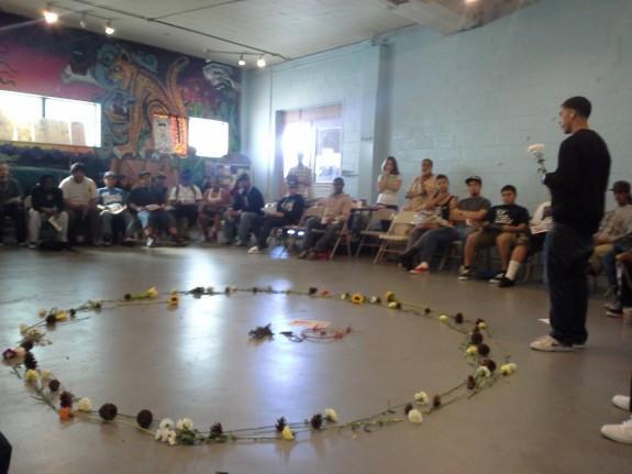 Healing Circles and Transformative Justice Circles save lives.