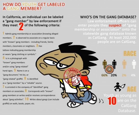 PASS AB 2298 Gang Database transparency Flyer kid YJC 2016 bill