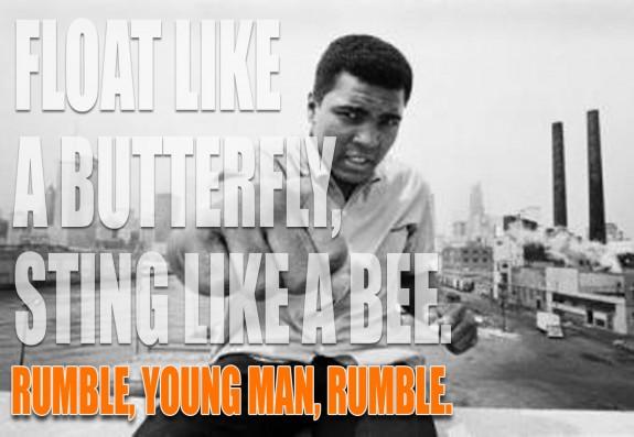 Muhammad Ali YJC Meme #1
